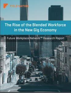 The Rise of the Blended Workforce Whitepaper from Field Nation and Future Workplace