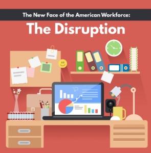 The New American Workforce - the Disruption
