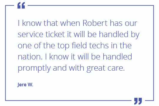 Robert Burnett Quote from Dispatcher