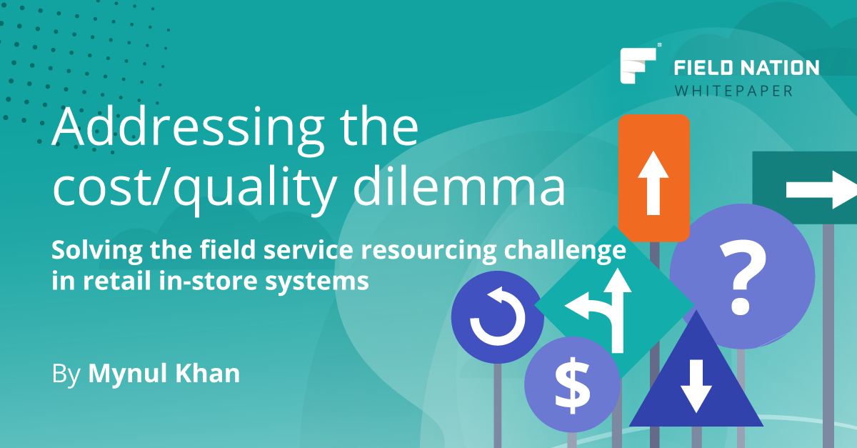 Addressing the cost/quality dilemma